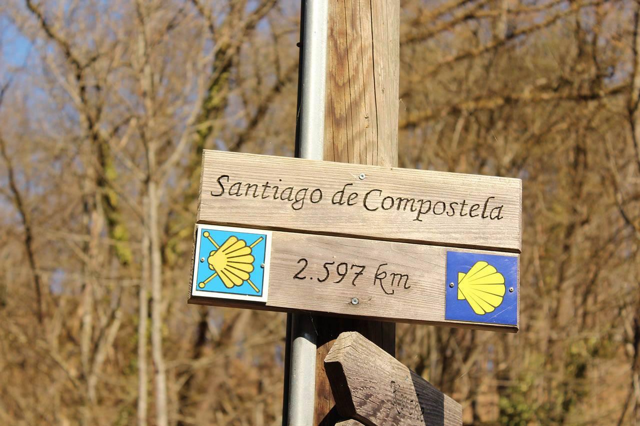 Digital detox: Santiago de Compostela