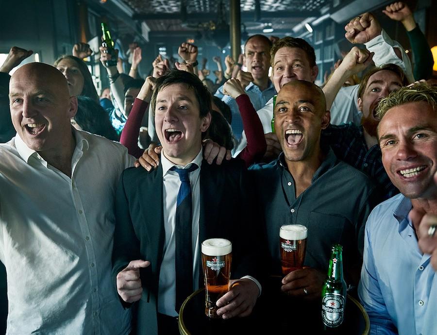 Heineken celebra la Coppa del Mondo di Rugby, con una campagna firmata Publicis Italia