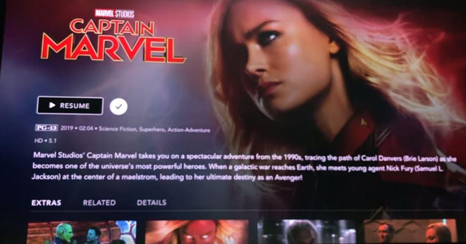 Ecco le prime immagini di Disney Plus, la piattaforma streaming costerà 7 dollari al mese (ed è molto simile a Netflix)