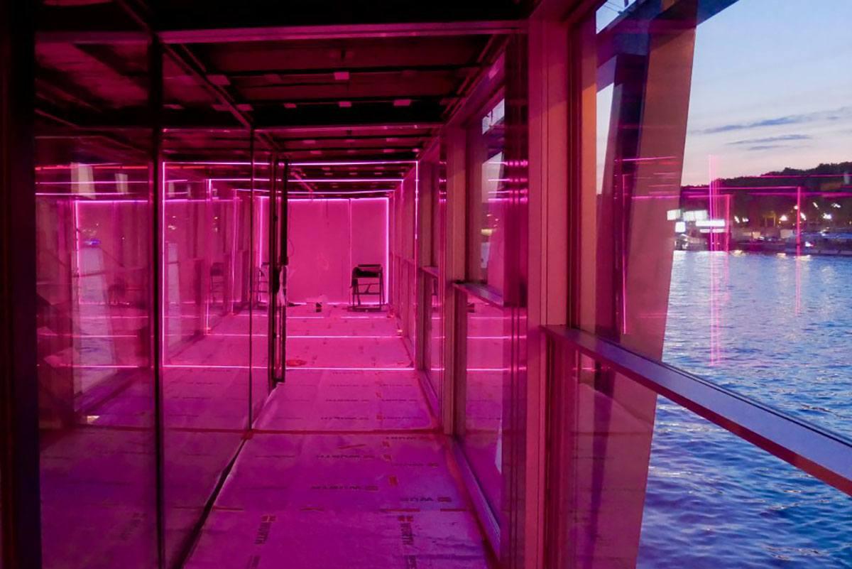 Fluctuart: il museo di street art che galleggia sulla Senna