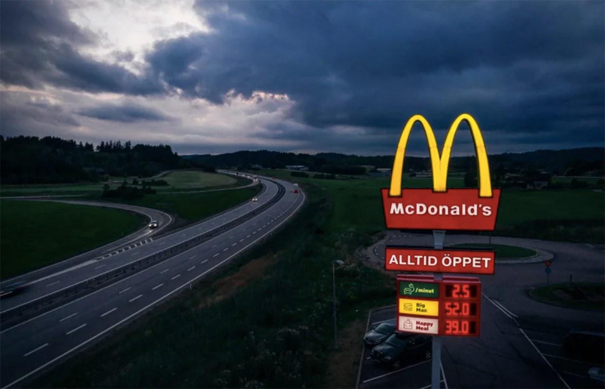 L'ultima iniziativa di McDonald's si chiama McCharge: i ristoranti diventano stazioni di ricarica