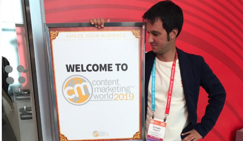 Anche un italiano tra i finalisti del Marketer of the Year 2019. Intervista a Corrado Paolucci di Eni