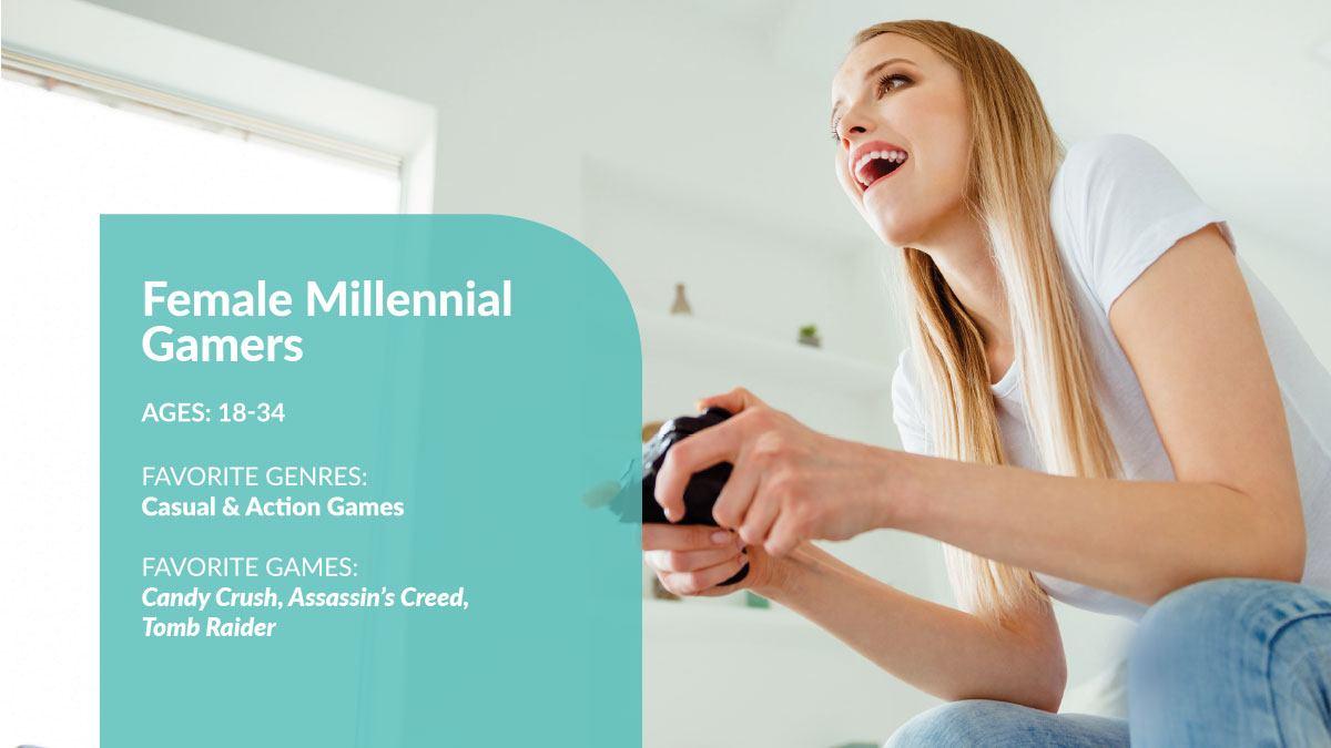 millennial gamer