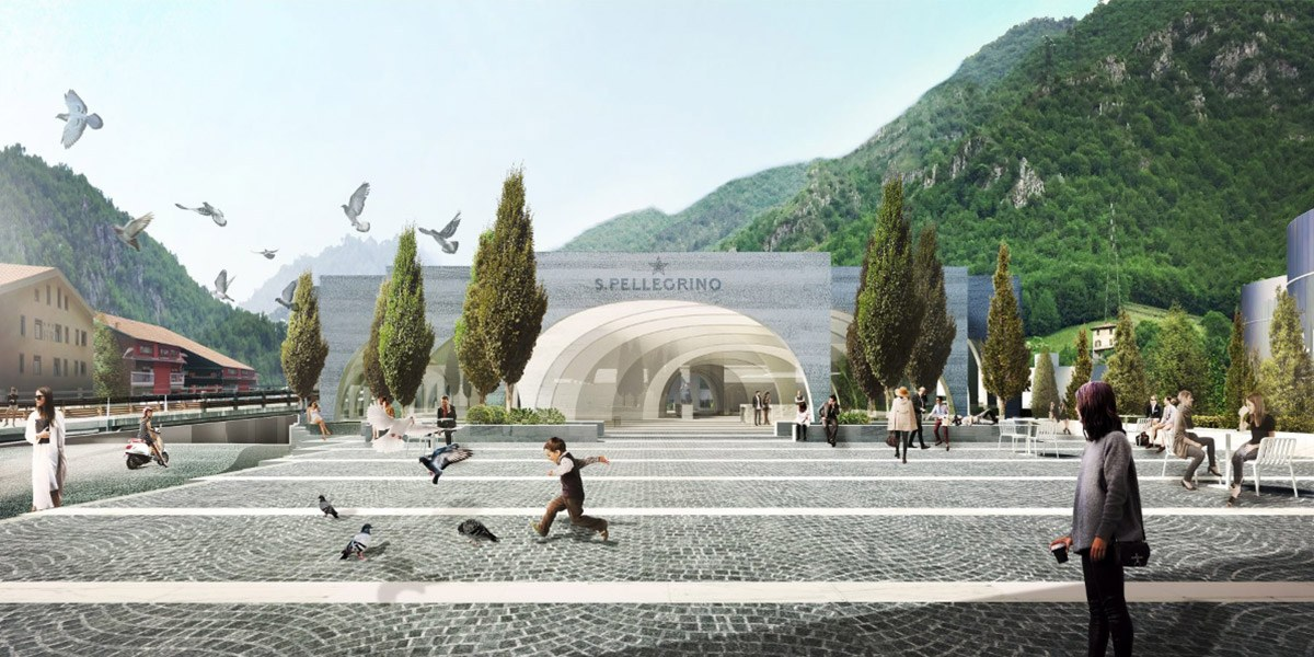 "Ecco la ""Factory of the Future"": la nuova fabbrica di Sanpellegrino firmata BIG"