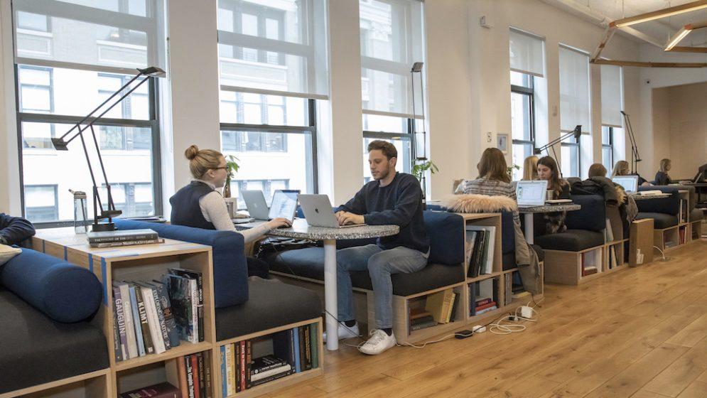 SoftBank ha un piano per salvare e prendere il controllo di WeWork