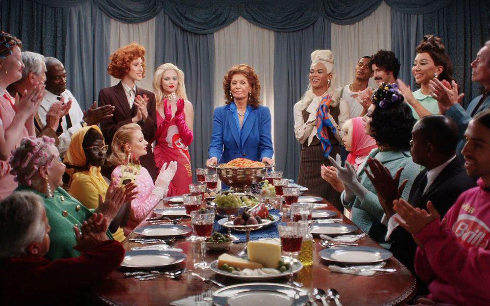 Il nuovo spot di Barilla con Sophia Loren (che finalmente parla di inclusività e diversità)