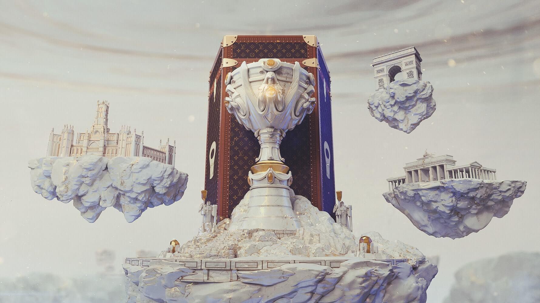 Louis Vuitton Riot Games