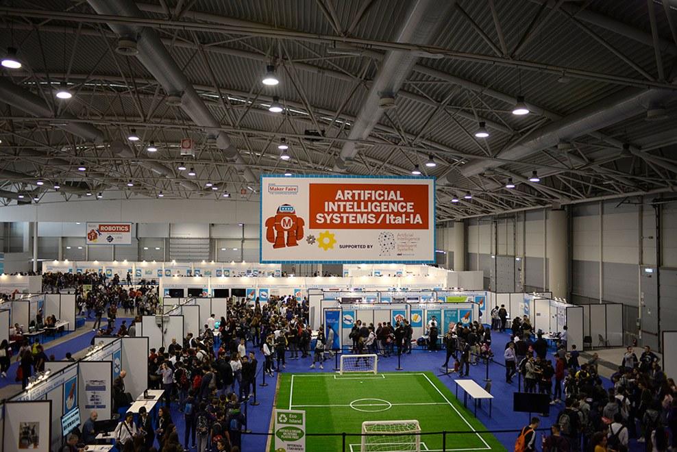 Più di 100 mila presenze per la tre giorni di Maker Faire Rome 2019