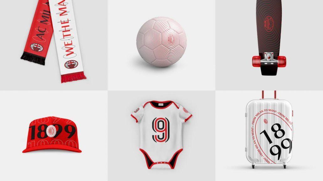 AC Milan nuovo logo