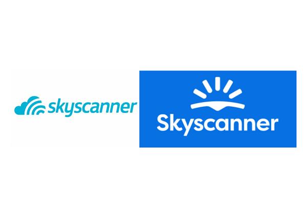 skyscanner rebranding
