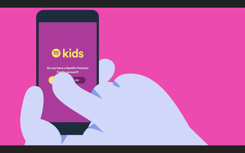 Spotify Kids, lo streaming a misura di bimbo (e a prova di privacy, dicono)