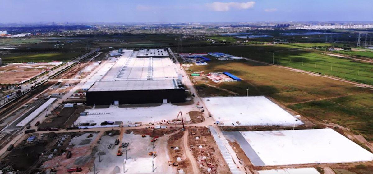 Elon Musk ha bruciato le tappe: la gigafactory di Shanghai è pronta