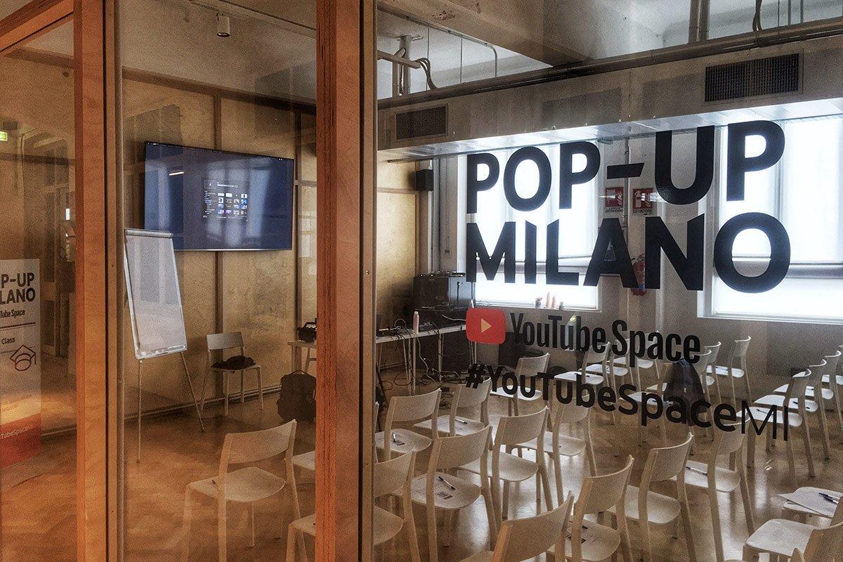 Siamo stati allo YouTube Pop-up Space di Milano: ecco le ultime novità