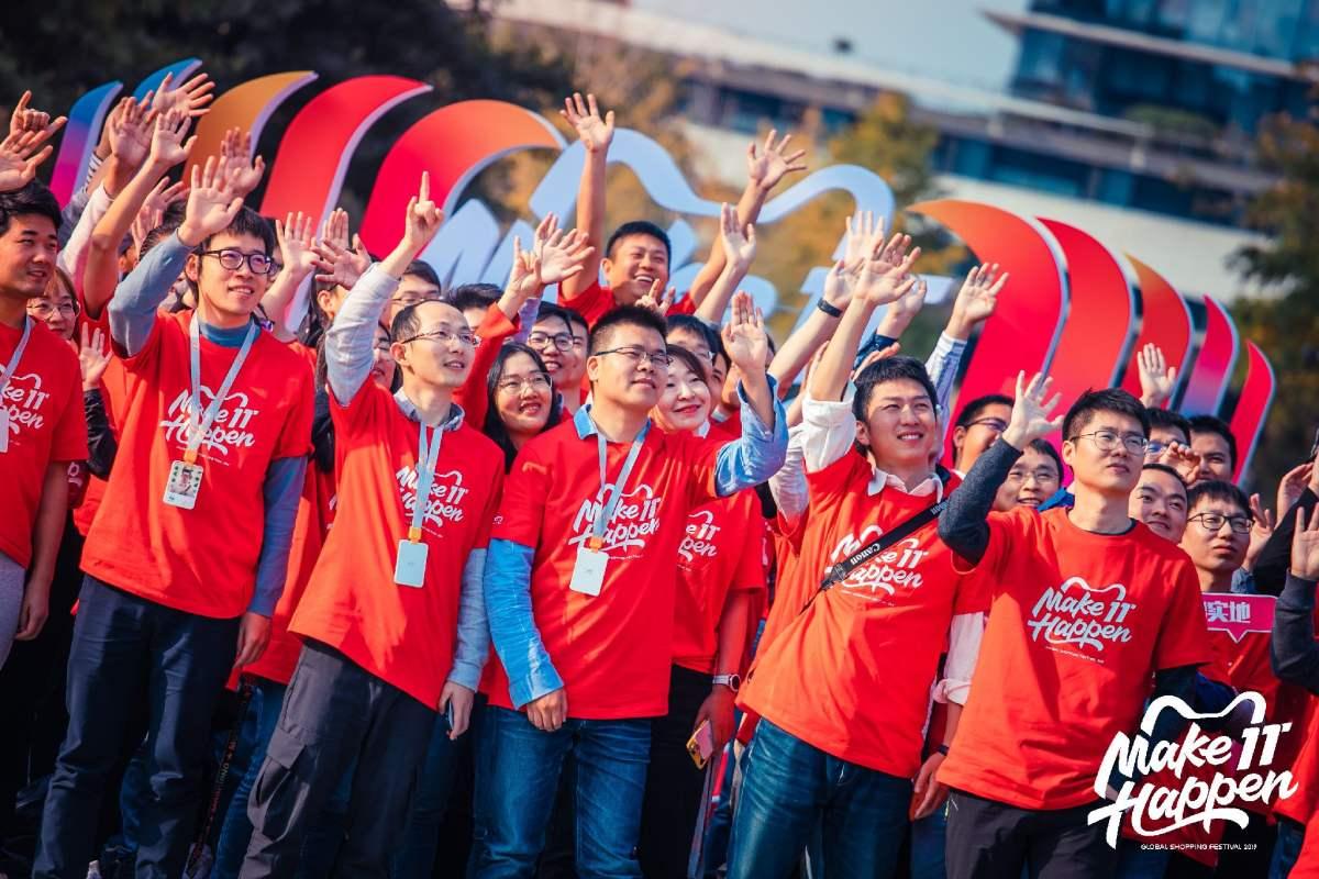 Durante il Singles Day Alibaba ha ricevuto ordini per 1 miliardo. In 1 minuto