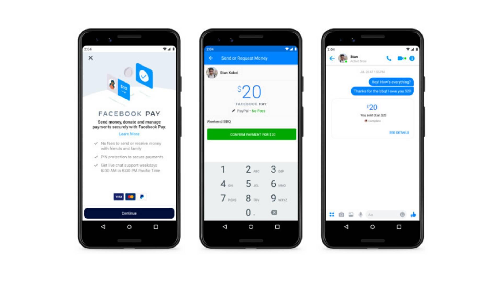 Pagamenti digitali: Zuckerberg lancia Facebook Pay. No, non è Libra