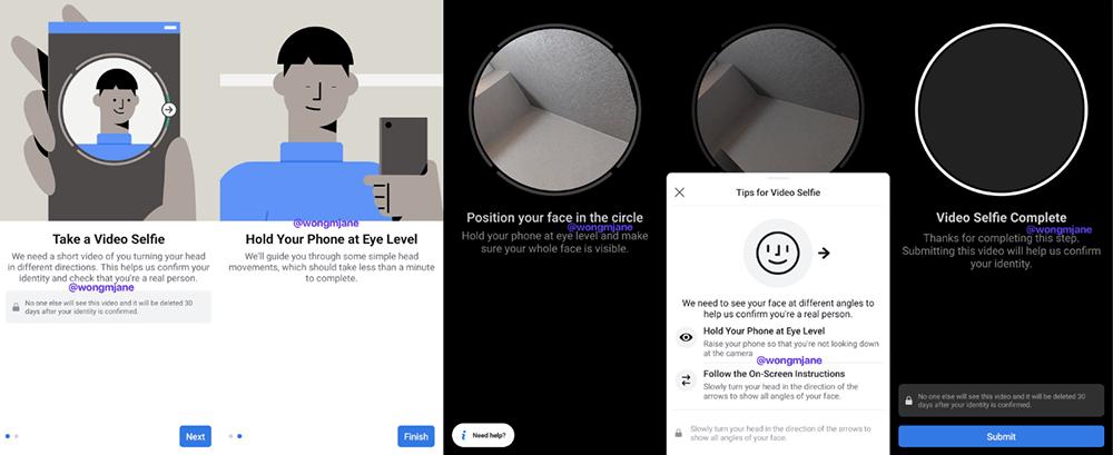 Video-selfie per loggarsi su Facebook. Zuckerberg ci riprova con il riconoscimento facciale