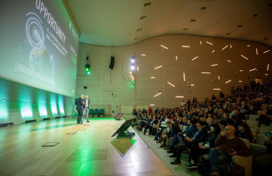 A Milano si parlerà di Lavoro e People Management al Forum delle Risorse Umane