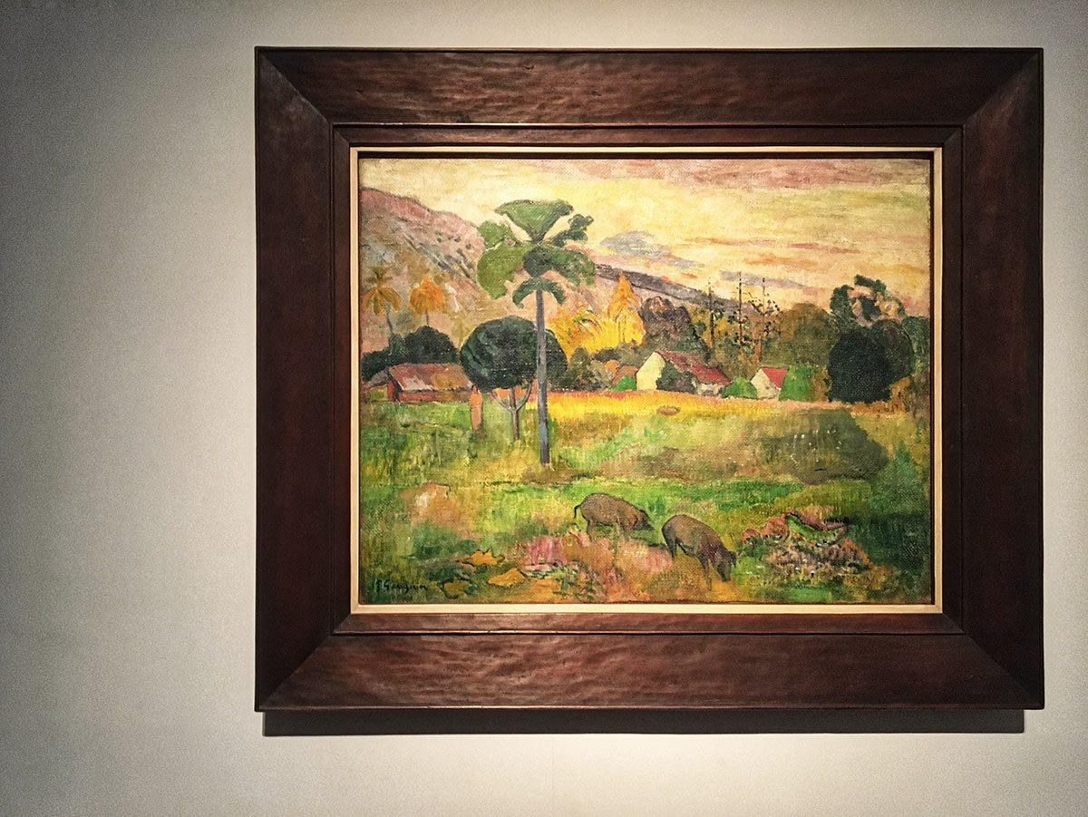 Mostra Palazzo Reale Collezione Thannhauser Guggenheim - Gauguin