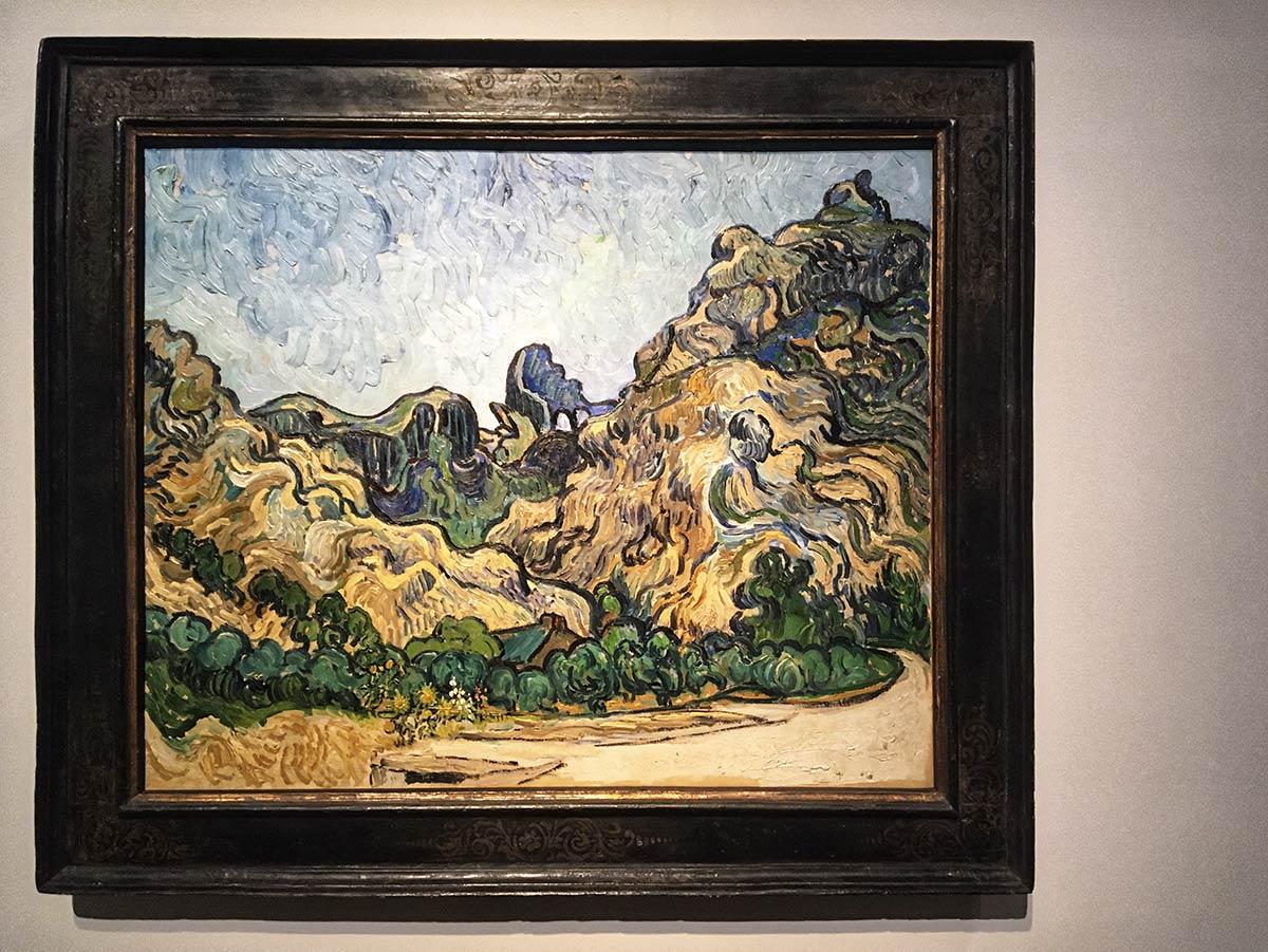 Mostra Palazzo Reale Collezione Thannhauser Guggenheim - Van Gogh