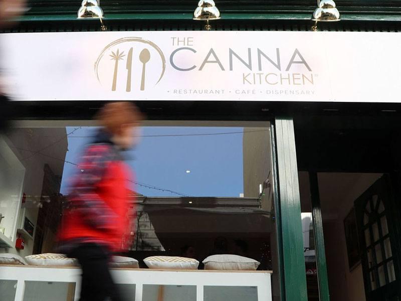 Il trend dei ristoranti alla canapa dall'America arriva anche in Italia, con piatti per stimolare la creatività