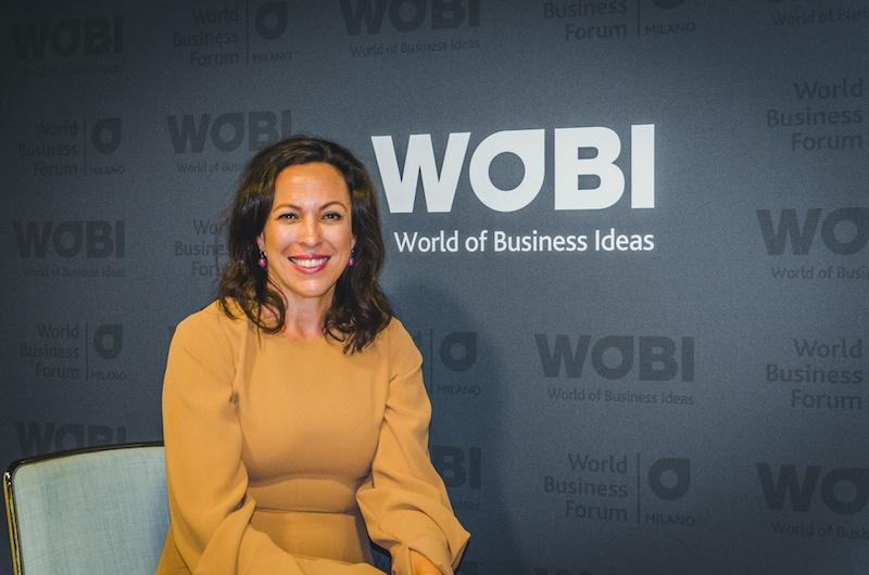 """""""I leader migliori sono quelli che vogliono vedere gli altri crescere e imparare"""". Le riflessioni di Victoria Roos-Olsson al WOBI"""