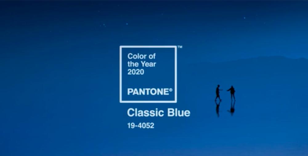 Pantone ha scelto: Classic Blue sarà il colore perfetto del 2020