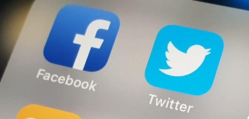 Twitter e Facebook hanno rimosso oltre 6mila account falsi relativi a manipolazione politica