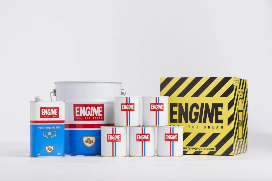 engine packaging