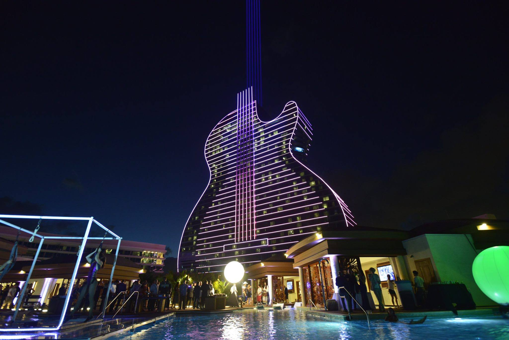 hard rock hotel hollywood