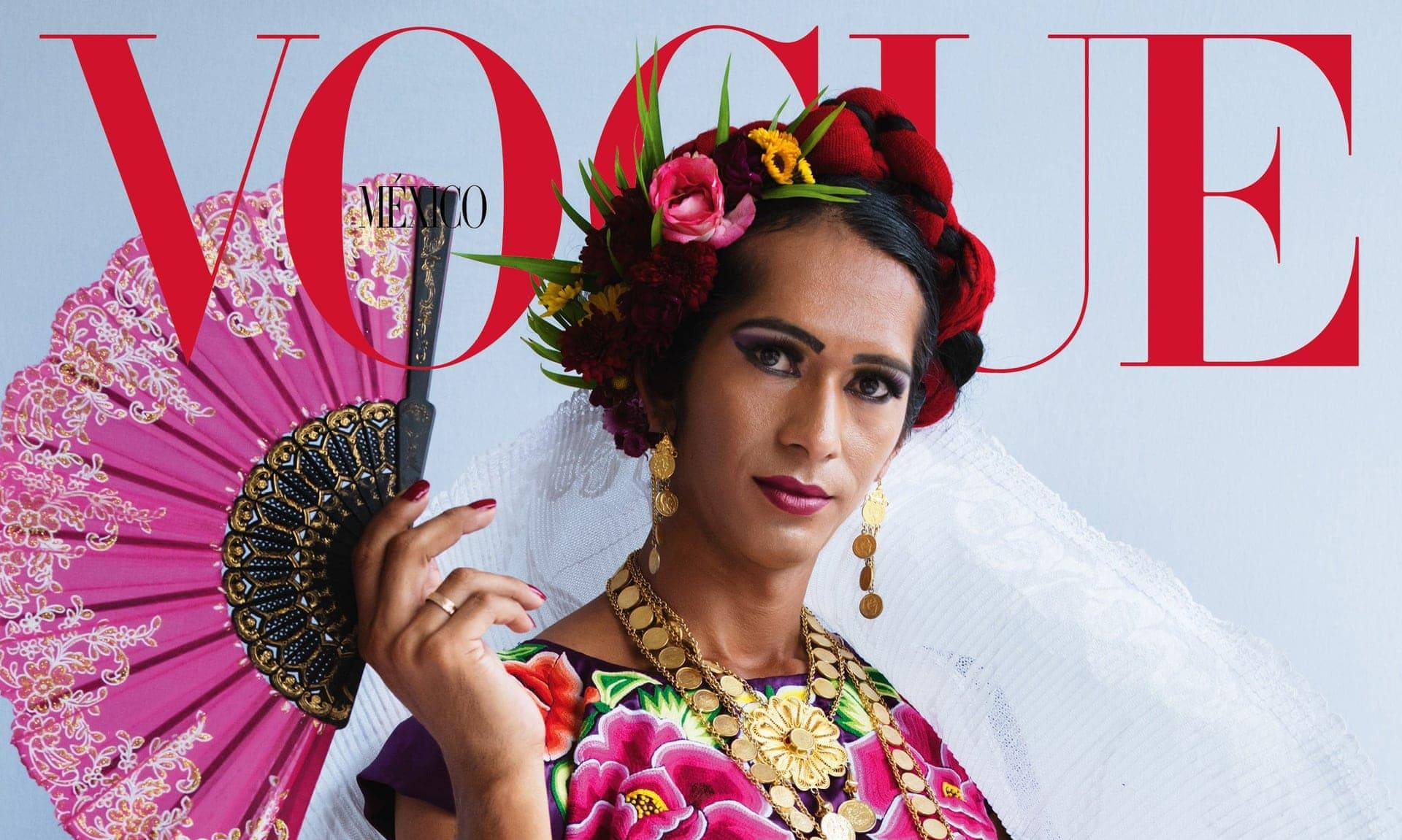 Verso la libertà di genere: Vogue dedica la sua copertina ai Muxe