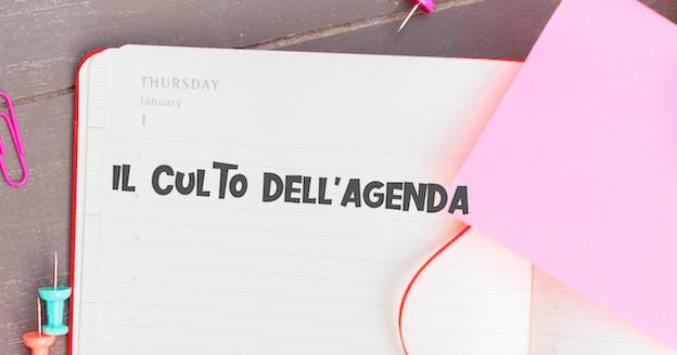 life planner, agenda, guida agende 2020