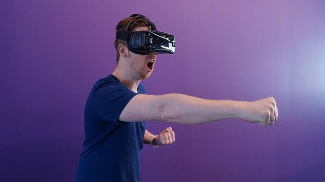 realtà virtuale utilizzo
