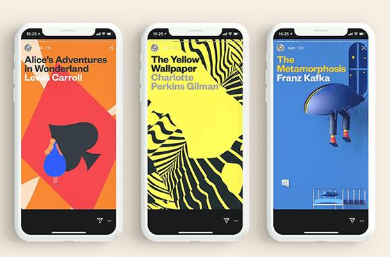 L'editoria (digitale e non) che comunica con i filtri di Instagram e crea campagne con i book influencer