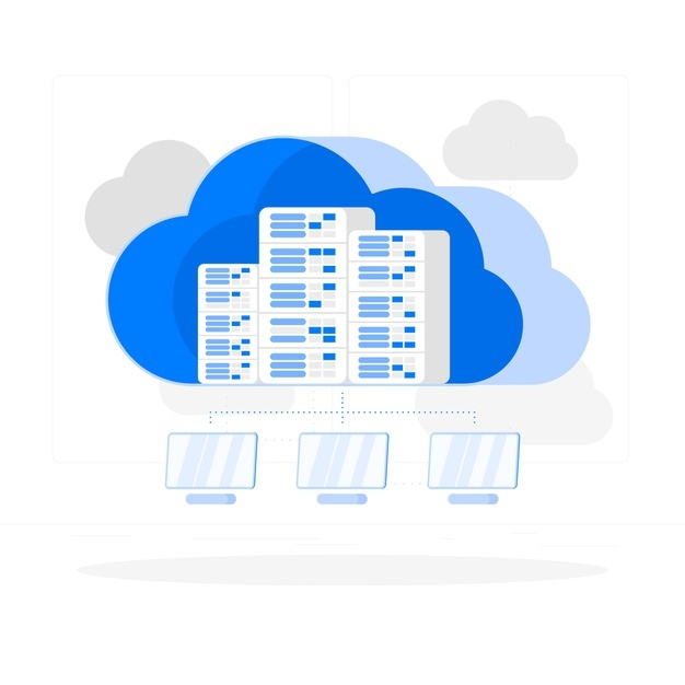 hosting in cloud