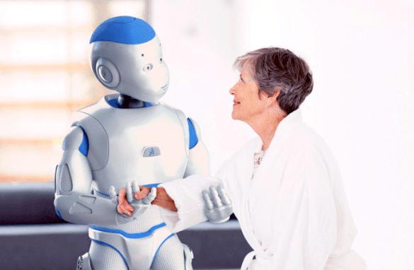 Come spiegare l'intelligenza artificiale ai propri nonni
