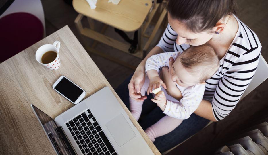 smart working lavoro famiglia