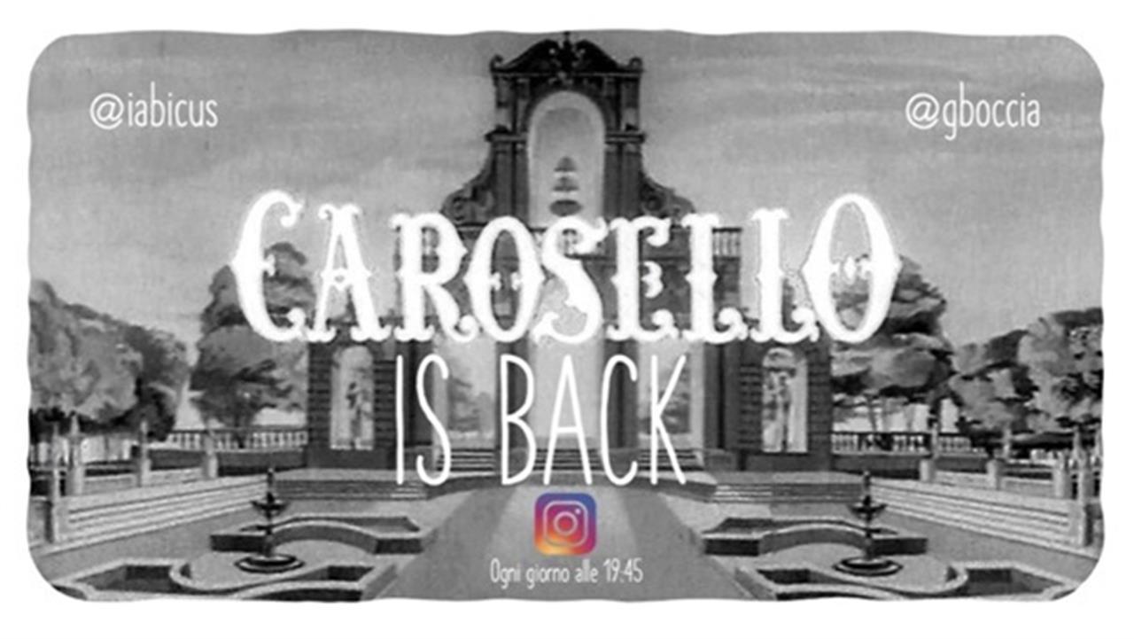 Carosello is back: la pubblicità diventa solidale e aiuta ad affrontare l'emergenza