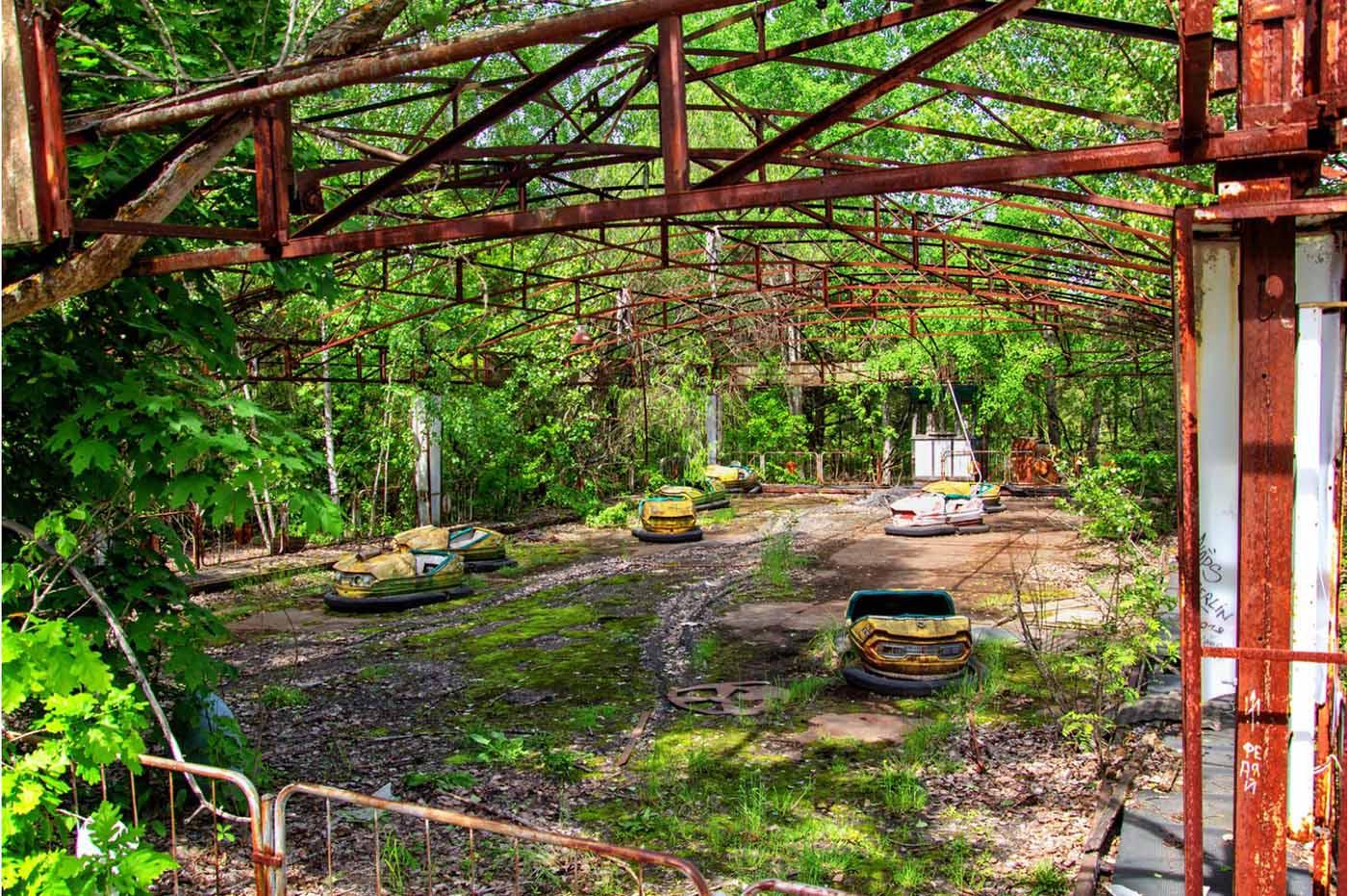 Green Chernobyl