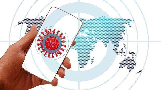 contact tracing app italia