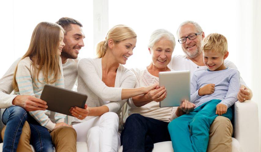 Social Media: ecco come li usano le diverse generazioni