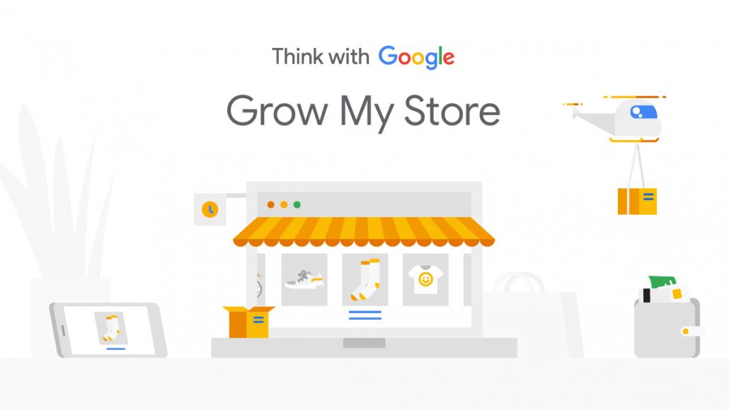 google grow my store