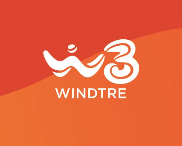 rebranding windtre