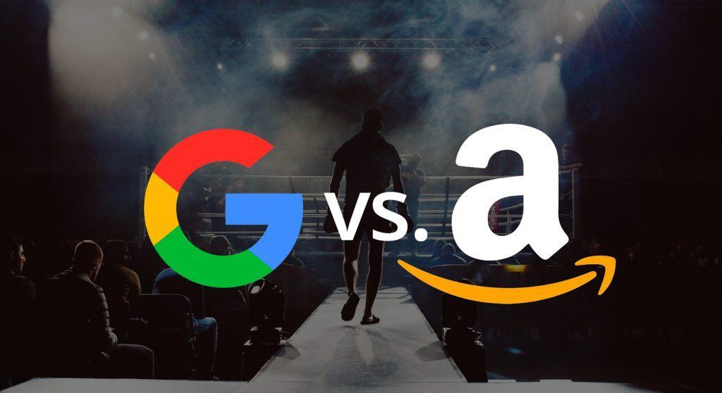 Google Shopping vs Amazon: il sorpasso?