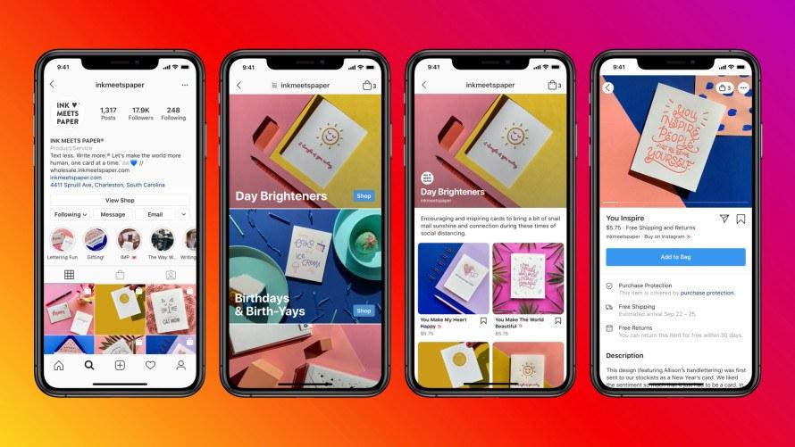 Arriva Facebook Shops, per creare eCommerce direttamente sul social