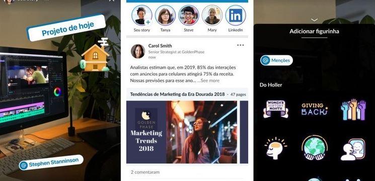 Week in Social: dalle Stories su LinkedIn agli organization tool di Pinterest