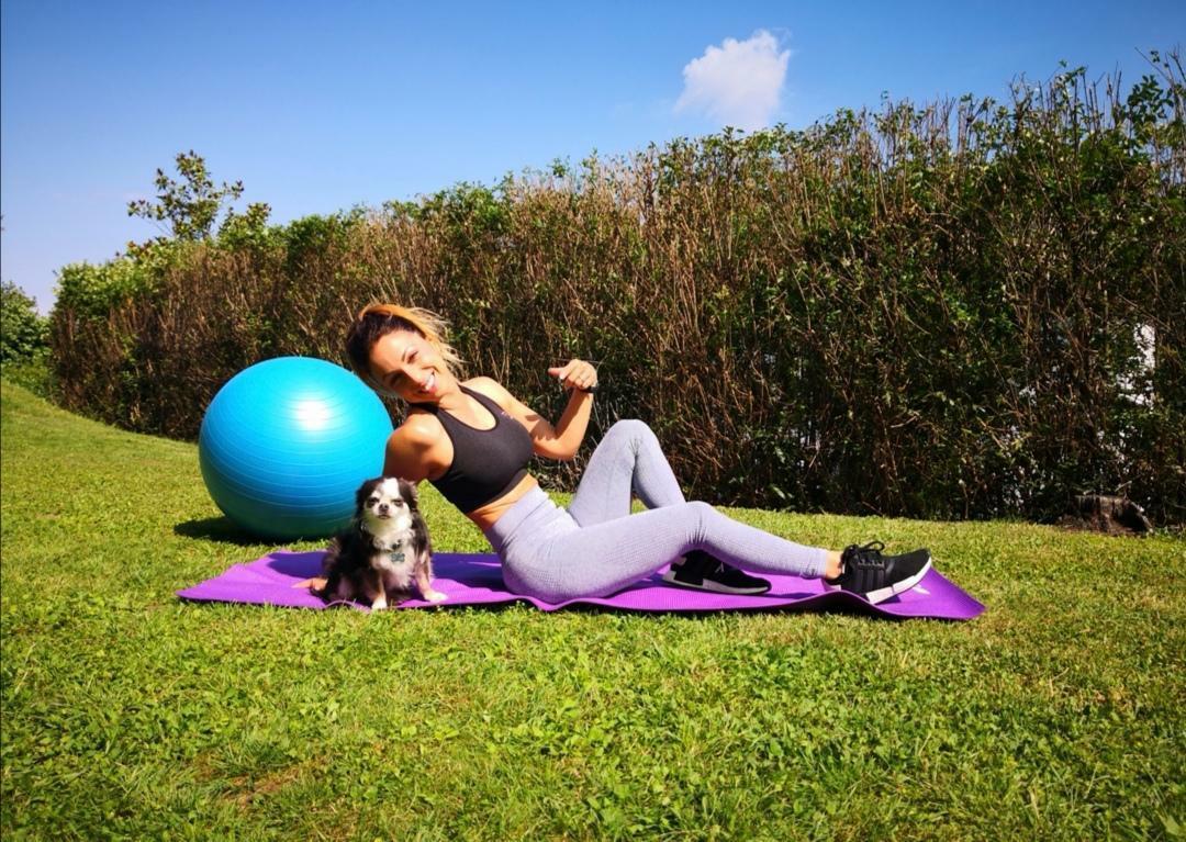 melissa ranni, personal trainer instagram