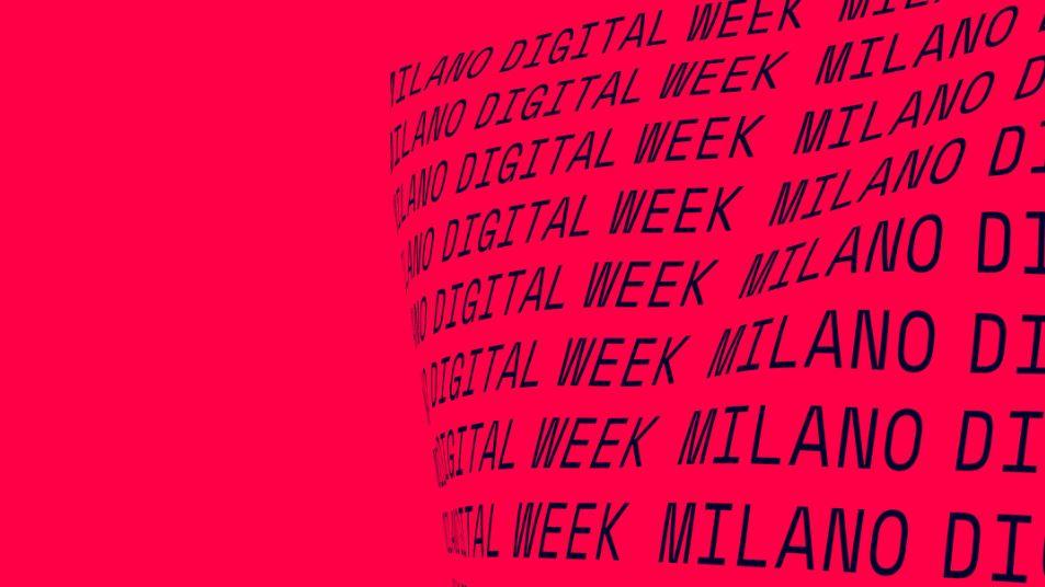 10 appuntamenti da non perdere durante la Milano Digital Week 2020