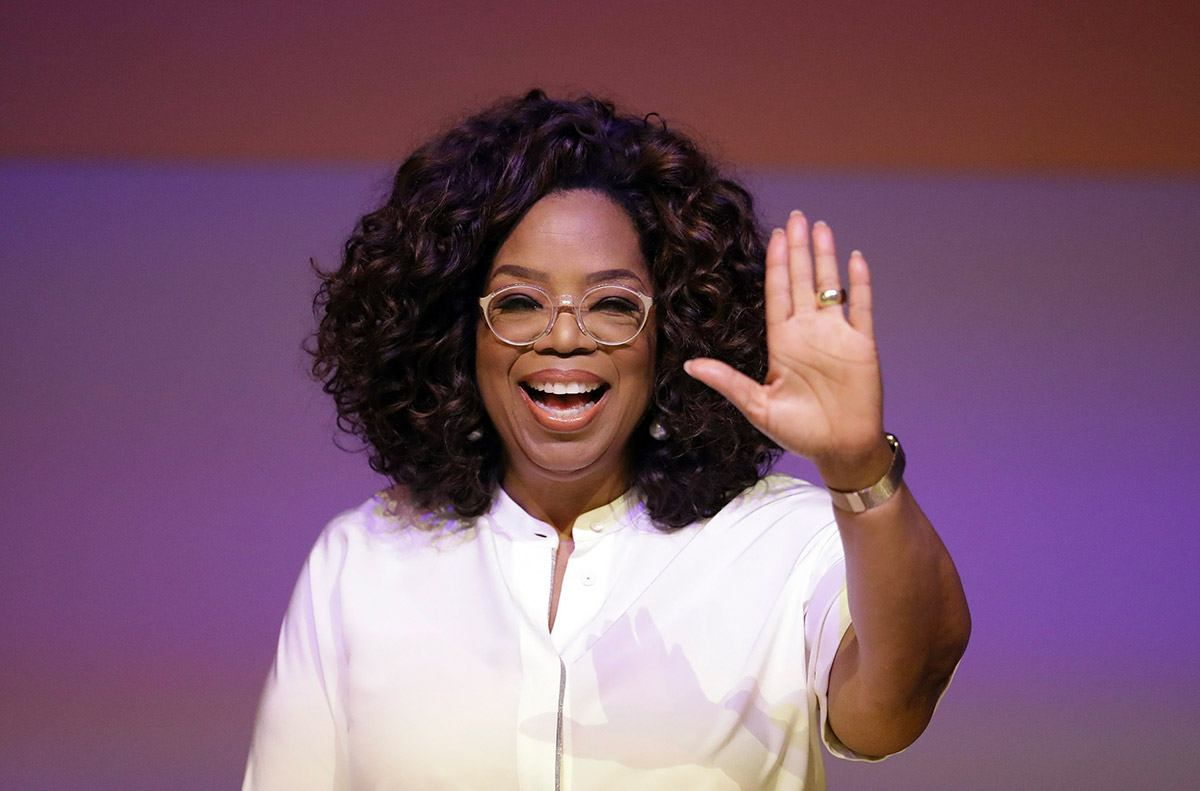 "La ""Queen of All Media"": Oprah Winfrey in 15 citazioni"