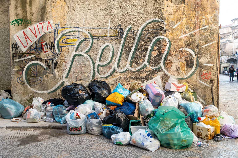 rifiuti urbani ambiente