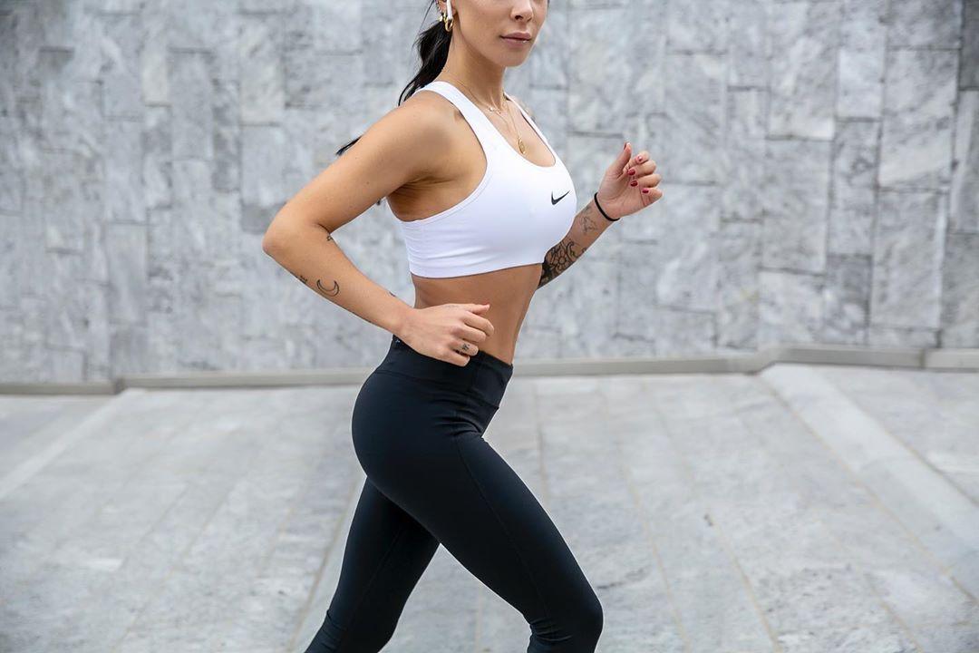 selene genisella, personal trainer instagram